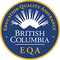 The Province of British Columbia: Education Quality Assurance (EQA)